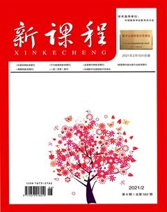 新课程杂志2021年6期作者目录