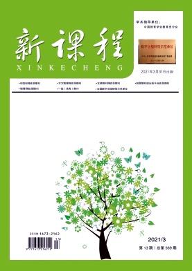 新课程杂志2021年13期作者目录