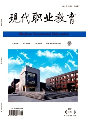 现代职业教育杂志2021年21期目录