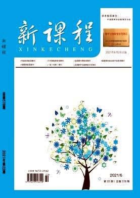 新课程杂志2021年22期作者目录
