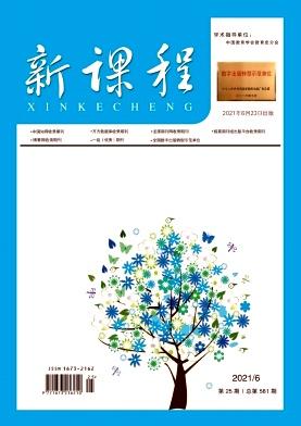 新课程杂志2021年25期作者目录