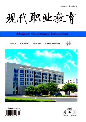 现代职业教育杂志2021年27期目录