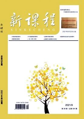 新课程杂志2021年38期作者目录